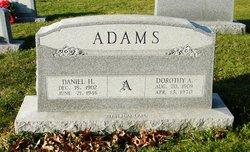 Daniel Henry Adams