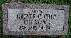 """Grover Cleveland """"Ben"""" Culp"""