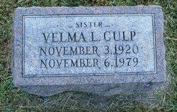 Velma L Culp