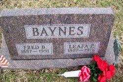 Leafa Murl <I>Payne</I> Baynes