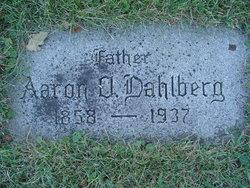 """Aron Oscar """"Aaron"""" Dahlberg"""