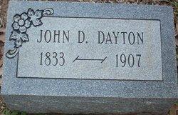 John Dillivan Dayton