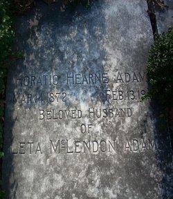 Horatio Hearne Adams