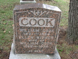 Ellen <I>Wismer</I> Cook