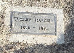 Wesley Haskell