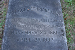 Frances Ethridge Hogg