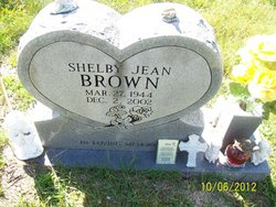 Shelby Jean Brown