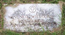 Nunlie Williams