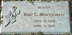 Ruby C Montgomery