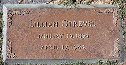 Lillian Strevel