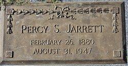Percy S Jarrett