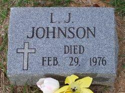 L. J. Johnson