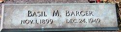 Basil M Barger