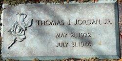 Thomas J Jordan, Jr