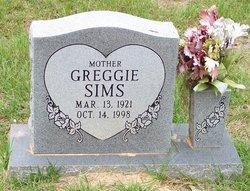 Greggie Sims