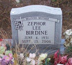 Zephor Lee Birdine