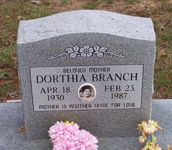 Dorthia Branch
