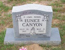 Eunice Canyon