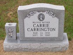 Carrie Carrington