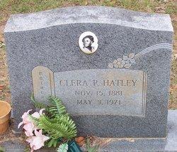 Clera P. Hatley