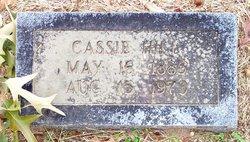 Cassie Hill