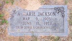 A. Marie Jackson