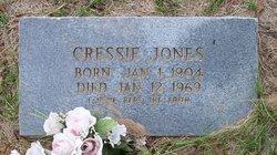 Cressie Jones