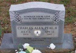 Charles Alex Peal, II