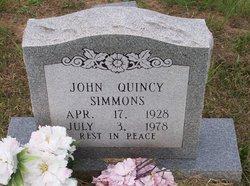 John Quincy Simmons