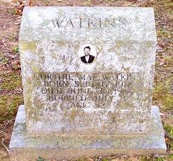 Guthrie Mae <I>Jones</I> Watkins