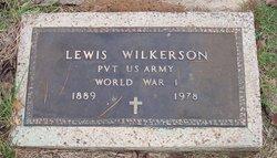 Lewis Wilkerson