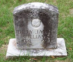 Billy James Williams