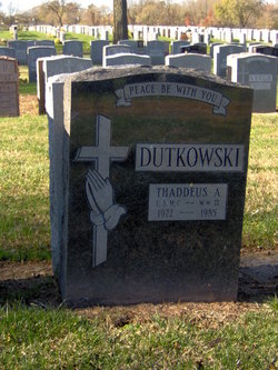 "Tadeusz (Thaddeus) Alexander ""Teddy"" Dutkowski"