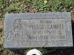 Minnie Samuel