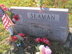 Ellis F Seaman