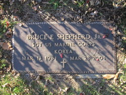 Bruce E Shepherd, Jr