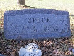 Myrtle V Speck