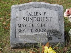 Allen F Sundquist