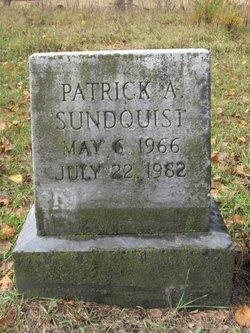 Patrick A Sundquist
