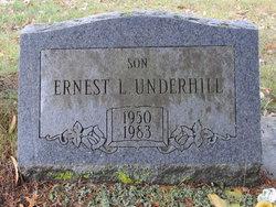 Ernest L Underhill