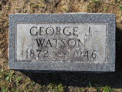 George J Watson