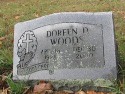 Doreen Doris <I>Rolston</I> Woods