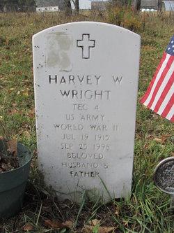 Harvey W Wright