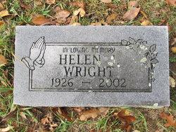 Helen J Wright