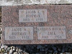 Kathryn <I>Hoffman</I> Zack