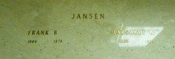 Frank B Jansen