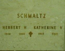 Katherine V Schmaltz