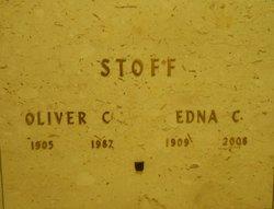 Edna C <I>Schneider</I> Stoff