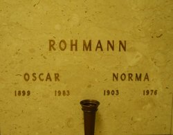 Norma Rohmann