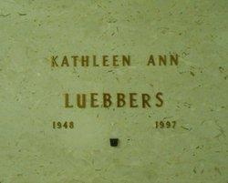 Kathleen Ann Luebbers